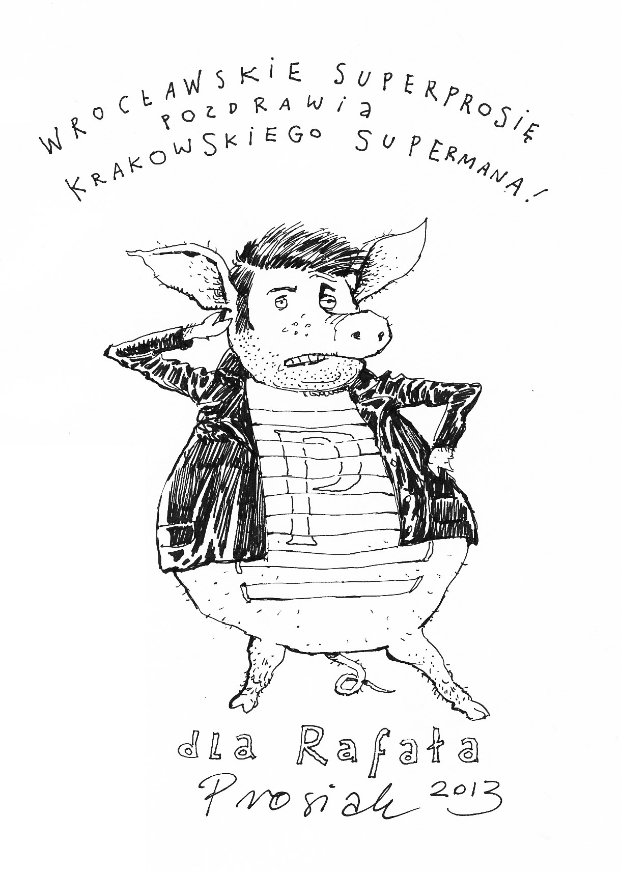 32.BLER - Krzystof Owedyk Prosiak